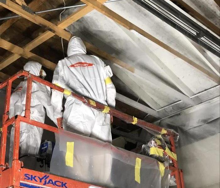Fire Damage Cleanup SERVPRO of Buckeye