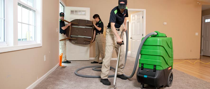Buckeye, AZ residential restoration cleaning